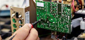 LCD-Elektronik-Reparaturservice