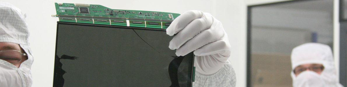 LCD Reparatur