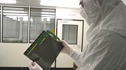 LCD-Elektronik Reinraum