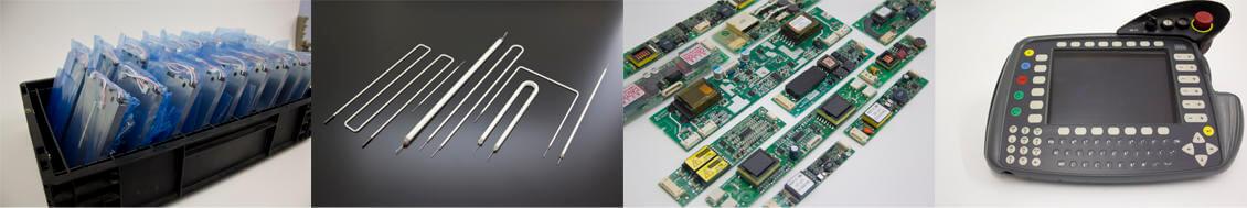 Vertrieb LCD, Monitore und Backlights, CCFL Röhren, Inverter, Kabel und Stecker